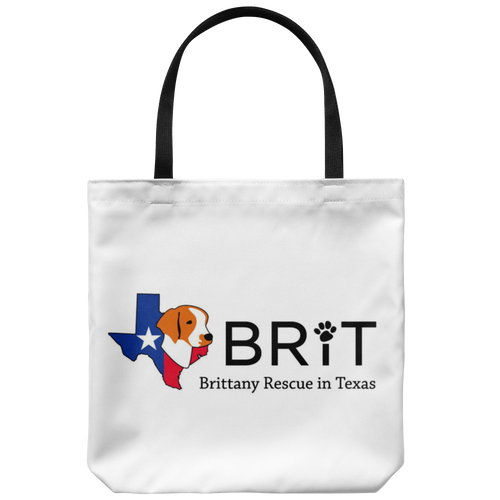 BRIT Rescue in Texas - Tote Bag
