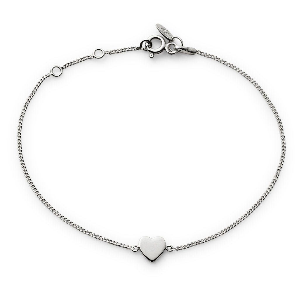 and hamleys pink polly games heart silver bracelet for ir toys