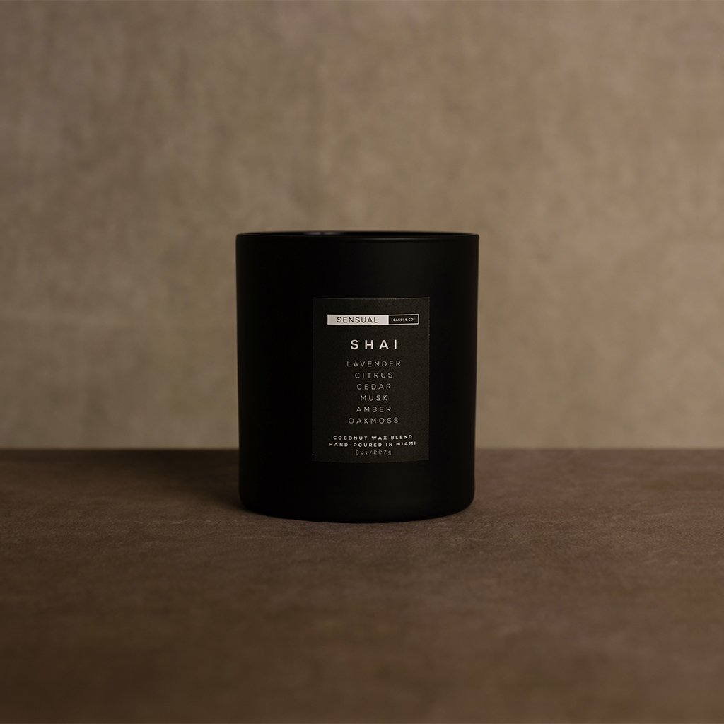 Sensual Candle Co. Shai Sensual Candle