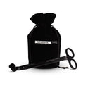 Sensual Candle Co. Candle and Wick Trimmer Set Black Velvet