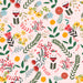 uniQstiQ Botanical Cute Colorful Sweet Floral Flower Wallpaper Wallpaper
