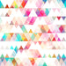 uniQstiQ Geometric Multicolor Geometric Wallpaper Wallpaper Wallpaper