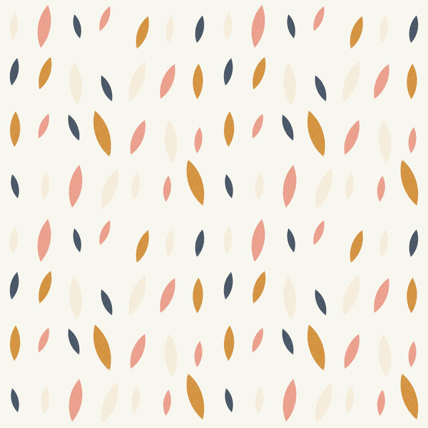 uniQstiQ Geometric Vintage Pattern Wallpaper Wallpaper