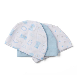 3PCS Newborn Beanie Australia Baby Shop Beanie PBear Warehouse for Australia Baby Goods Online.