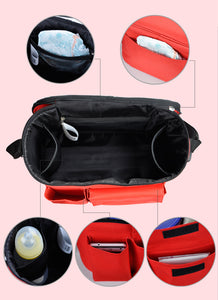 Large Stroller Hanging Organizer Australia Baby Shop bag PBear Warehouse for Australia Baby Goods Online.