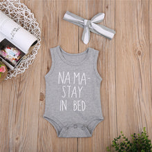 Stay In Bed Romper Australia Baby Shop Romper PBear Warehouse for Australia Baby Goods Online.