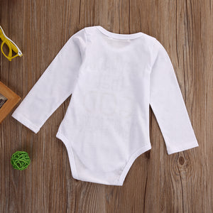 God Answers Prayers Romper Australia Baby Shop romper PBear Warehouse for Australia Baby Goods Online.