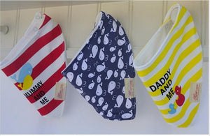 3PCS Cute Multi Bandana Bibs Australia Baby Shop Bibs PBear Warehouse for Australia Baby Goods Online.