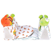 Anti Roll Sleep Positioner Pillow Australia Baby Shop Pillow PBear Warehouse for Australia Baby Goods Online.