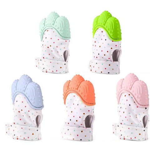 Baby Teething Glove Australia Baby Shop Teething PBear Warehouse for Australia Baby Goods Online.