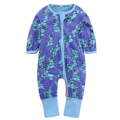Bunny Sleepsuit With Hand And Feet Covers Australia Baby Shop Jumpsuit PBear Warehouse for Australia Baby Goods Online.