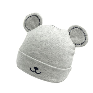 Bear Face Beanie Australia Baby Shop Beanie PBear Warehouse for Australia Baby Goods Online.