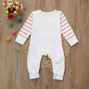 I Love Daddy Strips Jumpsuit Australia Baby Shop Jumpsuit PBear Warehouse for Australia Baby Goods Online.