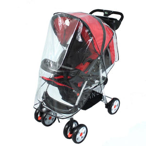 Stroller Wind & Rain Protector Australia Baby Shop Accessories PBear Warehouse for Australia Baby Goods Online.