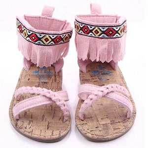 Pink Euro Flat Sandals Australia Baby Shop Sandals PBear Warehouse for Australia Baby Goods Online.