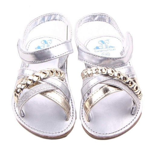 Silver Bling Sandals Australia Baby Shop Sandals PBear Warehouse for Australia Baby Goods Online.