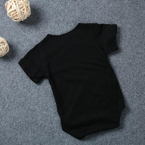 Gangsta Napper Romper Australia Baby Shop Romper PBear Warehouse for Australia Baby Goods Online.