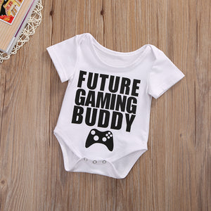 Future Gaming Buddy Romper Australia Baby Shop Romper PBear Warehouse for Australia Baby Goods Online.