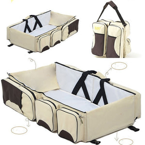 Multi Functional Travel Crib