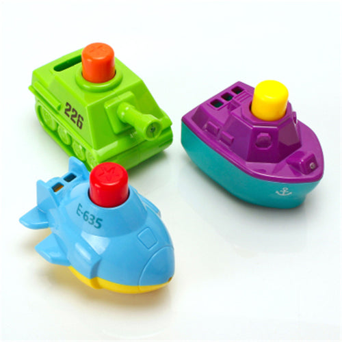 3PCS Vehicle Bath Toys Australia Baby Shop toys PBear Warehouse for Australia Baby Goods Online.