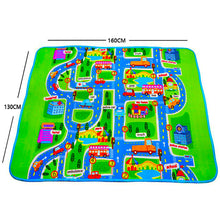 Town Roads Playmat Map Australia Baby Shop Play Mat PBear Warehouse for Australia Baby Goods Online.