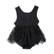 Black Lacey Gal Dress Romper Australia Baby Shop Romper PBear Warehouse for Australia Baby Goods Online.