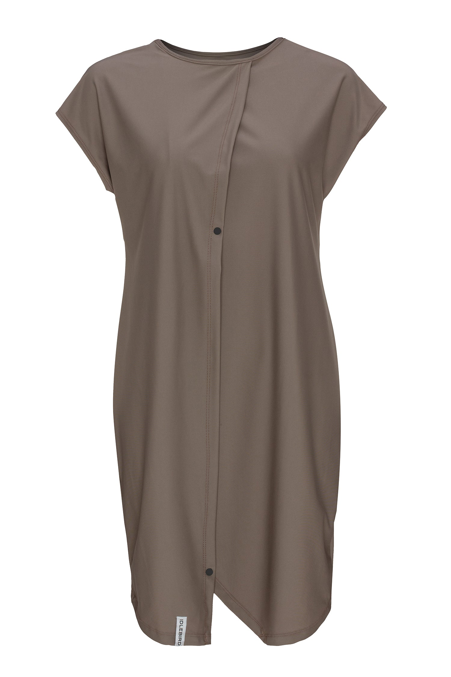 Spin Around Tunic - Mushroom UPF50+, Sun protective clothing, Idlebird