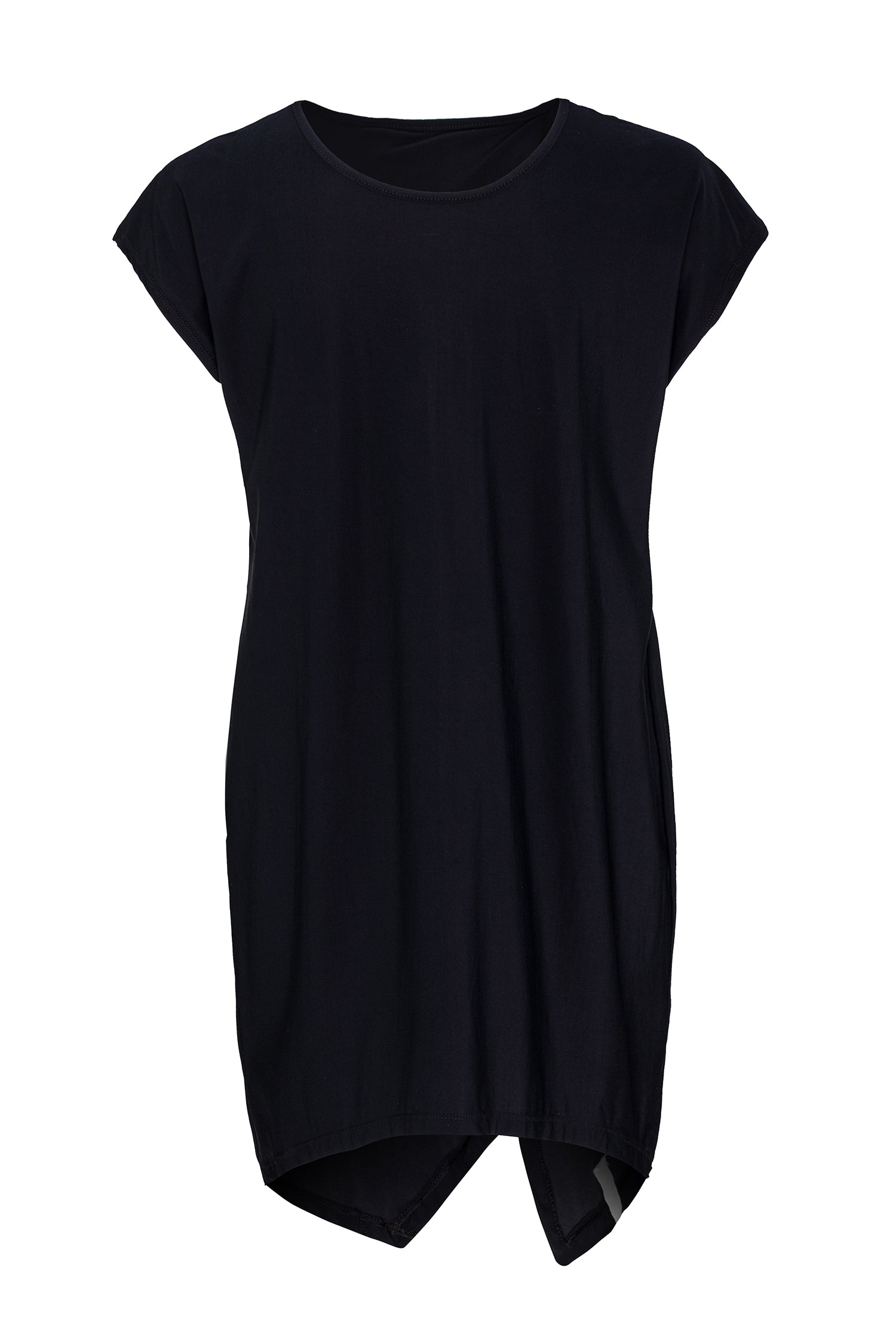 Spin Around tunic - Black UPF50+
