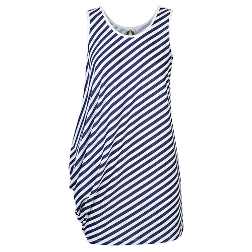 Sideways Tank Dress - UPF50+, Sun protective clothing, Idlebird