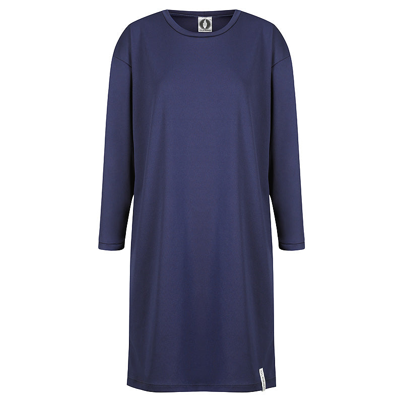 Sports Dress - Navy UPF50+, Sun protective clothing, Idlebird
