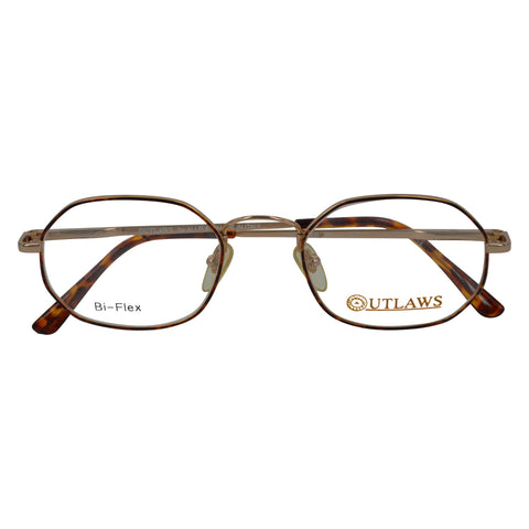 Outlaws 1058 COL T95 LT TORTOISE SHELL 48/21