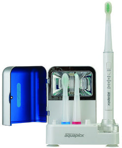 Aquapick Sonic Care Electric Toothbrush AQ-110 [LATEST MODEL] + FREE Aquapick Toothfoam worth $23 - Evercare Innovation