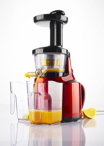 A*JUICER PR179 Juice Crusher Wine Red - Evercare Innovation