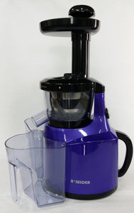 A*JUICER PR179 Juice Crusher Indigo Blue - Evercare Innovation