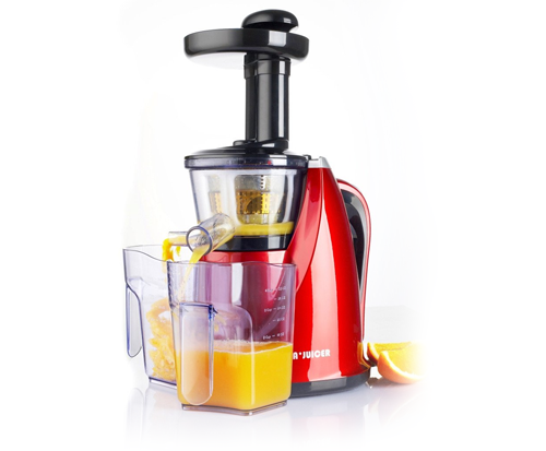 A*JUICER PR169 Juice Crusher Wine Red