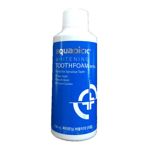 Aquapick Whitening Toothfoam [150ml - Refill Pack] - Evercare Innovation