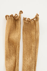 GOLD SOCKS