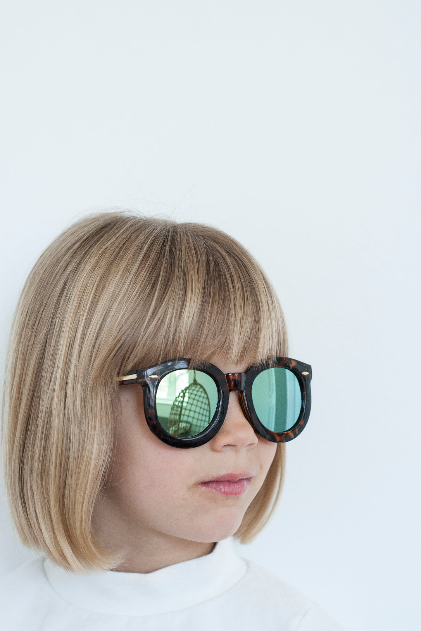 TORTOISE SHELL SUNGLASSES