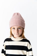 STRIPED TURTLENECK SWEATSHIRT