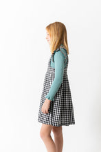 GINGHAM PINAFORE