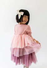 TULLE TIER DRESS