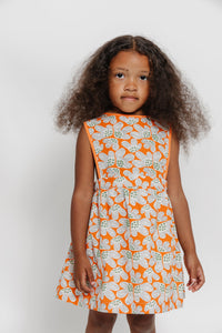 PRINTED PINAFORE