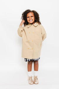 FULL SLEEVE TRENCH COAT