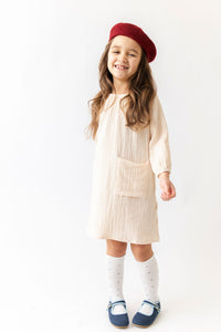 POCKET TIE DRESS