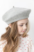 HEATHER GREY BERET