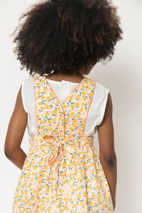 FLORAL PINAFORE