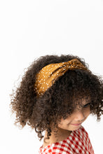 CAMEL TWIST HEADBAND