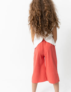 PAPERBAG CULOTTES
