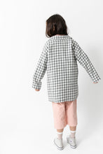 GREY GINGHAM JACKET