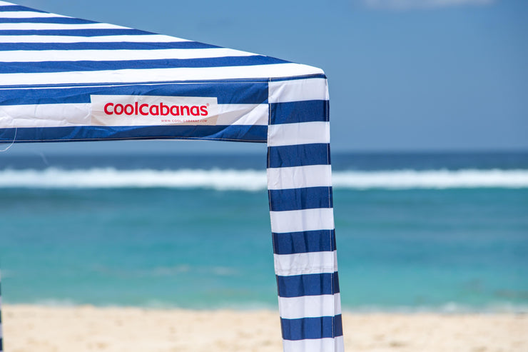 COOLCABANA 5 - NAVY STRIPES